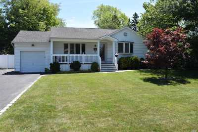 West Islip Single Family Home For Sale: 101 Arbour St