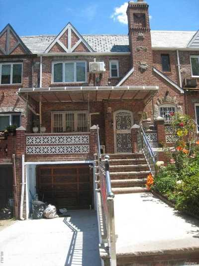Rego Park Single Family Home For Sale: 96-06 67th Ave