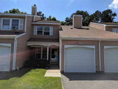 Middle Island Condo/Townhouse For Sale: 176 Garden Gate Ct