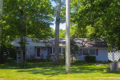 Mt. Sinai Single Family Home For Sale: 194 Pipe Stavehollow Rd