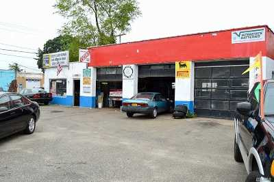 Seaford Commercial For Sale: 3418 Merrick Rd