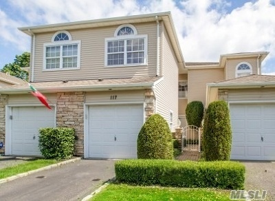 Hauppauge Condo/Townhouse For Sale: 117 Windwatch Dr