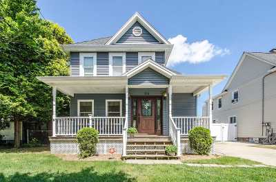 E. Rockaway Single Family Home For Sale: 25 Waverly Ave