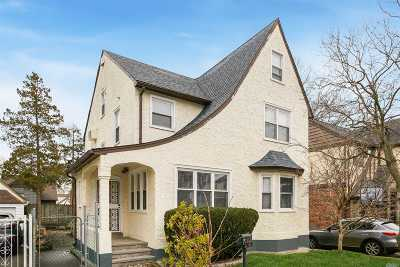 Flushing Single Family Home For Sale: 35-25 172nd Street