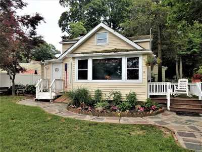 Rocky Point Single Family Home For Sale: 41 Cherry Rd
