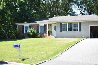 Pt.jefferson Sta Single Family Home For Sale: 22 Orchid Dr