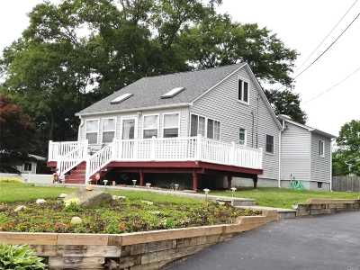 Ronkonkoma Single Family Home For Sale: 345 Wildwood Rd