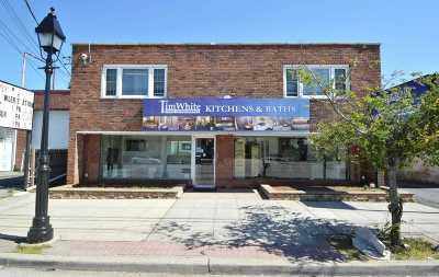 Massapequa Commercial For Sale: 4177 Merrick Rd