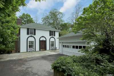 Roslyn Single Family Home For Sale: 1 A Harbor Ct