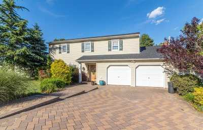 Sayville Single Family Home For Sale: 38 Claire Ln