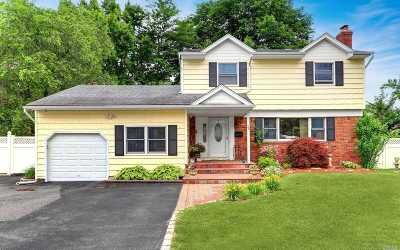 Smithtown Single Family Home For Sale: 20 Dale Ln