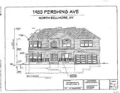 N. Bellmore Single Family Home For Sale: 1983 Pershing Ave
