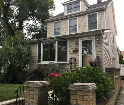 Bellerose, Glen Oaks Single Family Home For Sale: 88-01 Gettysburg St