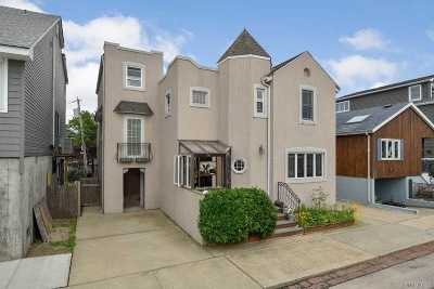 Long Beach NY Single Family Home For Sale: $885,000