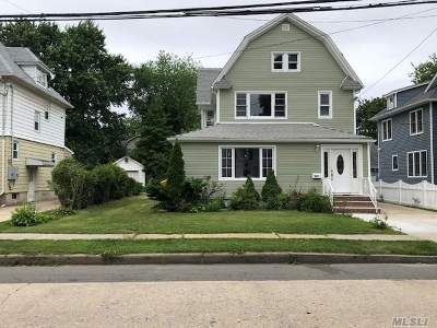 Lynbrook Multi Family Home For Sale: 267 Denton Ave