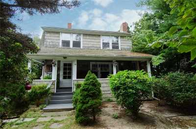 Hampton Bays Single Family Home For Sale: 14 E Argonne Rd