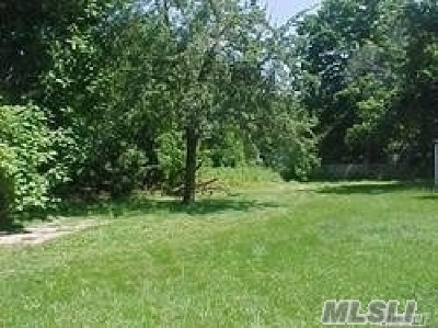Islip Residential Lots & Land For Sale: 249 Commack Rd
