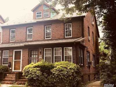 Forest Hills Single Family Home For Sale: 101-49 75th Rd