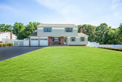 Farmingville Single Family Home For Sale: 8 Eva Ln