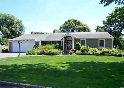 Bayport Single Family Home For Sale: 157 Kensington Ave