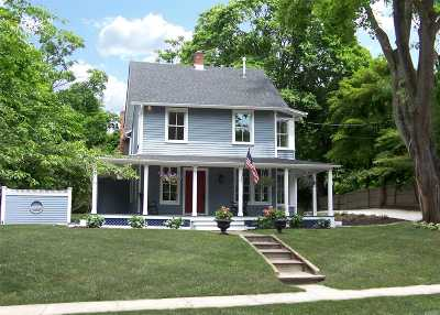 Setauket NY Single Family Home For Sale: $669,999