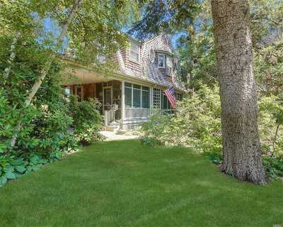 Single Family Home For Sale: 175 Middle Rd