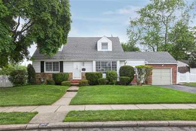 East Meadow Single Family Home For Sale: 247 Wickshire Dr