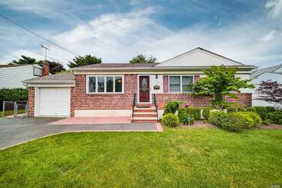 Jericho Single Family Home For Sale: 219 Gardner Ave