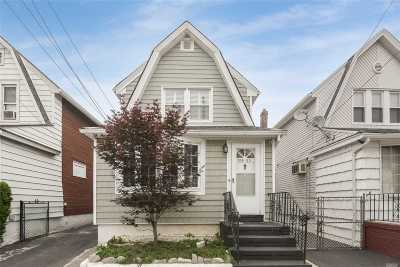 Ozone Park Multi Family Home For Sale: 104-25 95 Ave