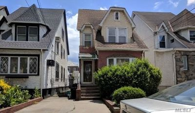 Middle Village Single Family Home For Sale: 84-34 Dana Ct