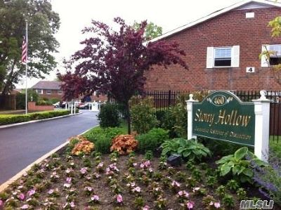 Pt.jefferson Sta Rental For Rent: 460 Old Town Rd #13D