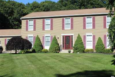 Manorville Single Family Home For Sale: 41 Foreston Cir