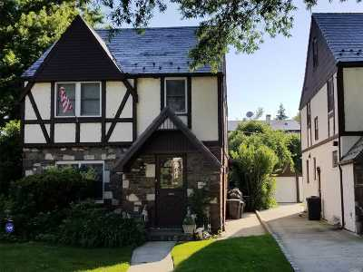 Douglaston Single Family Home For Sale: 50-01 Overbrook St