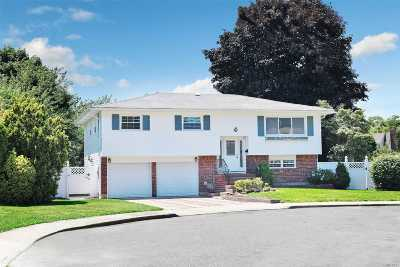 Hicksville Single Family Home For Sale: 7 Shari Ct