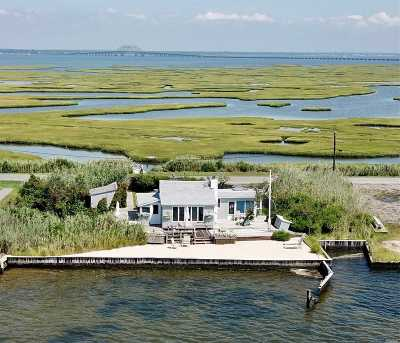 Babylon Single Family Home For Sale: 5 Captree Island