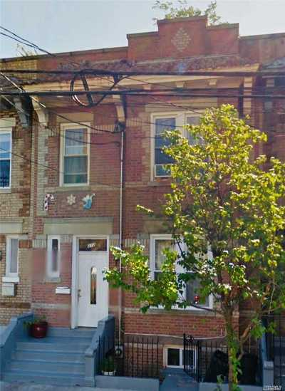 Brooklyn Single Family Home For Sale: 272 Ridgewood Ave