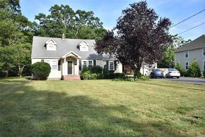 Bayport Single Family Home For Sale: 287 McConnell Ave