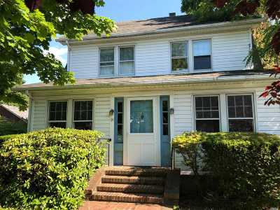 Hicksville Single Family Home For Sale: 91 W Cherry St