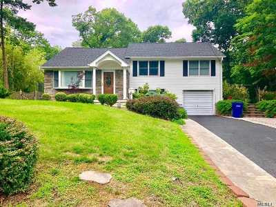 Port Jefferson NY Single Family Home For Sale: $462,000