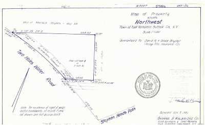 East Hampton Residential Lots & Land For Sale: 319 Two Holes Water Rd