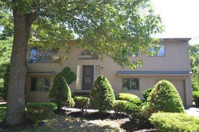 Centereach Single Family Home For Sale: 93 Hammond Rd