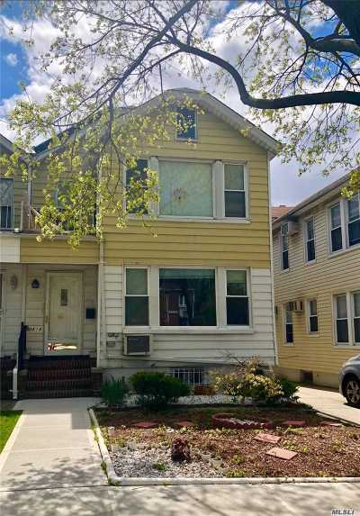 Forest Hills Multi Family Home For Sale: 108-18 Metropolitan Ave