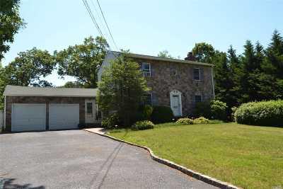 Bohemia Single Family Home For Sale: 211 Pond Rd