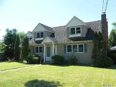 W. Babylon Single Family Home For Sale: 533 14th St