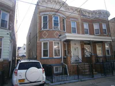 Ozone Park Multi Family Home For Sale: 104-34 104 Th Street