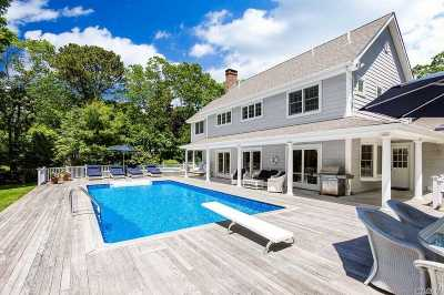 Quogue Single Family Home For Sale: 15 Woodedge Trl