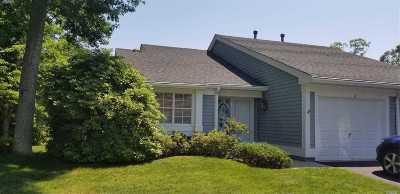 Ridge Condo/Townhouse For Sale: 8 Villanova Ct