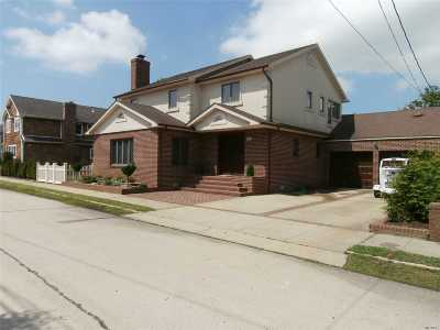 Point Lookout Single Family Home For Sale: 11 Hewlett Ave