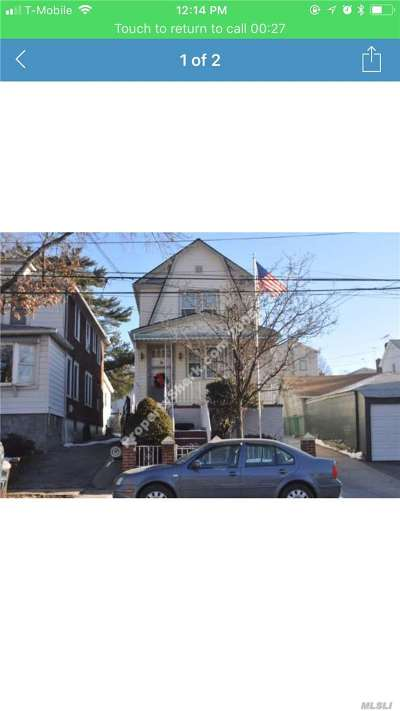 Whitestone Multi Family Home For Sale: 14-23 144th Pl