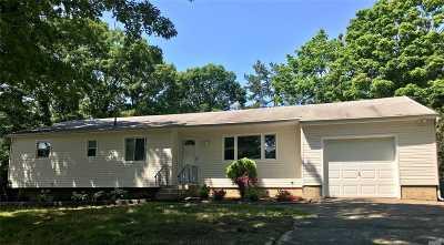 Ronkonkoma Single Family Home For Sale: 64 13th Avenue